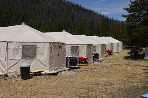Emergency Generators Shelters : Mobile emergency gfp response equipment and personnel